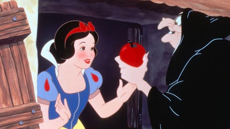 Blancanieves-Disney